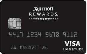 Marriott Rewards Visa Card