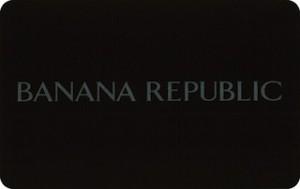 banana republic card