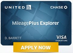 Chase MileagePlus Visa