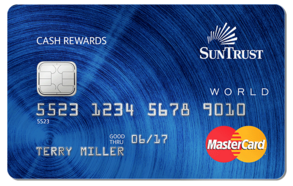 SunTrust Cash Rewards Card