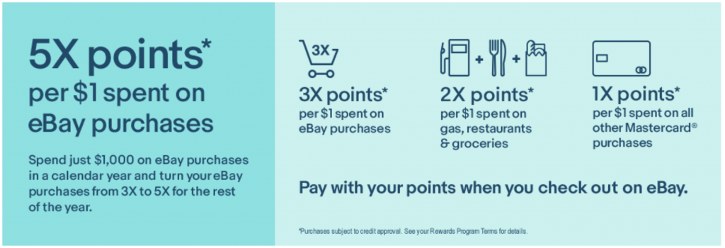 Ebay Credit Card Review Savermetrics